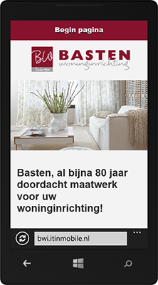 Basten woninginrichting